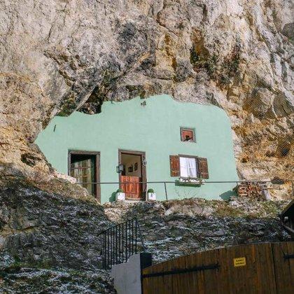 Haus ohne Dach