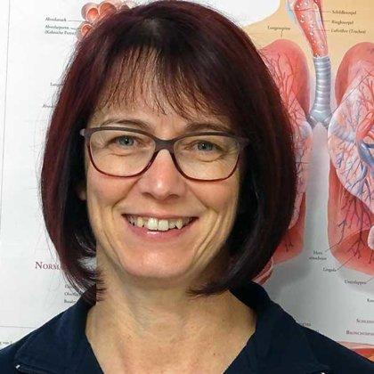 Frau Christine Ferch, Medizinische Fachangestellte